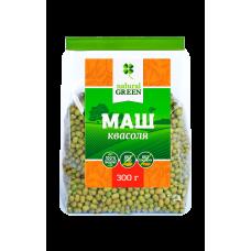 Фасоль маш (мунг), 300 г, NATURAL GREEN
