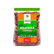 Фасоль красная, 300 г, NATURAL GREEN