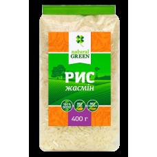 Рис жасмин, 400 г, NATURAL GREEN