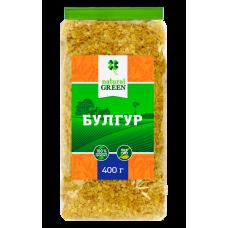 Булгур, 400 г, NATURAL GREEN