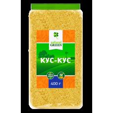 Кус-кус, 400 г, NATURAL GREEN