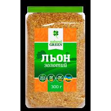 Семена льна золотого, 100 г, NATURAL GREEN